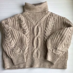 Super Chunky Sweater